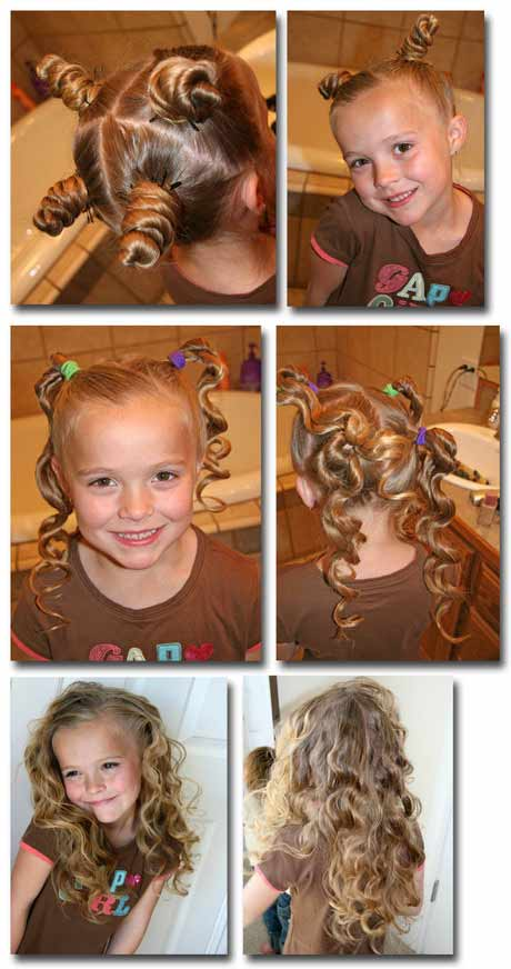 Frizure Za Devojčice Moj Pedijatar