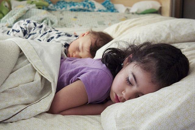 Koliko sna je potrebno detetu?