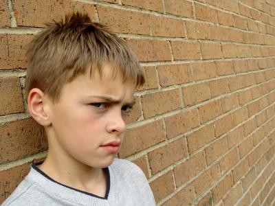 dete se ljuti