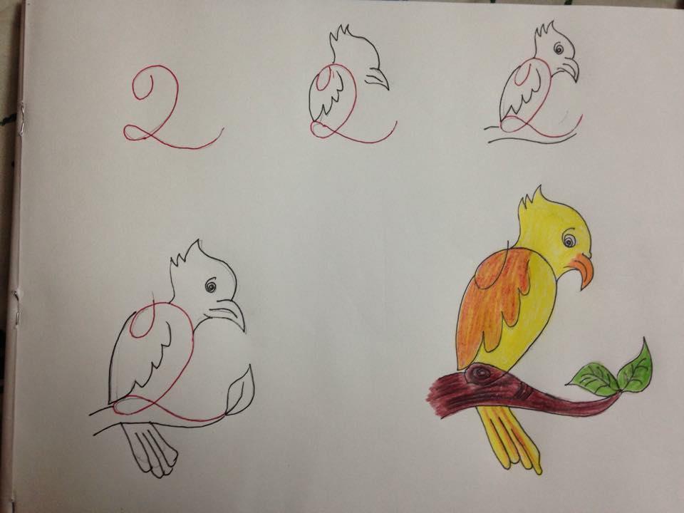2 papagaj