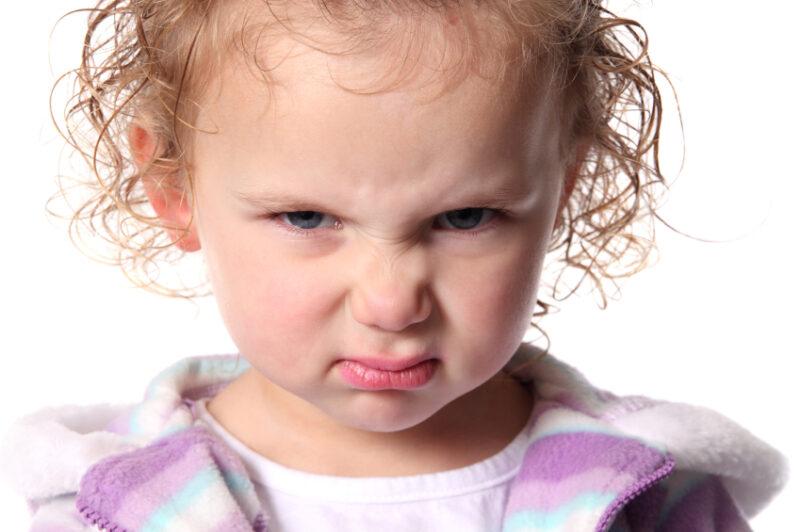 ljuto dete