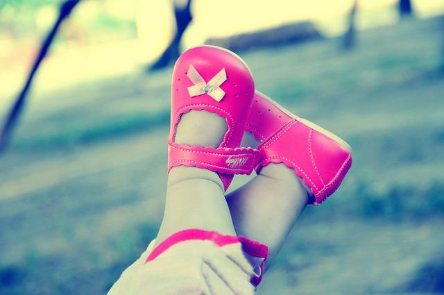 Kupovina prvih cipelica, šta treba da znate