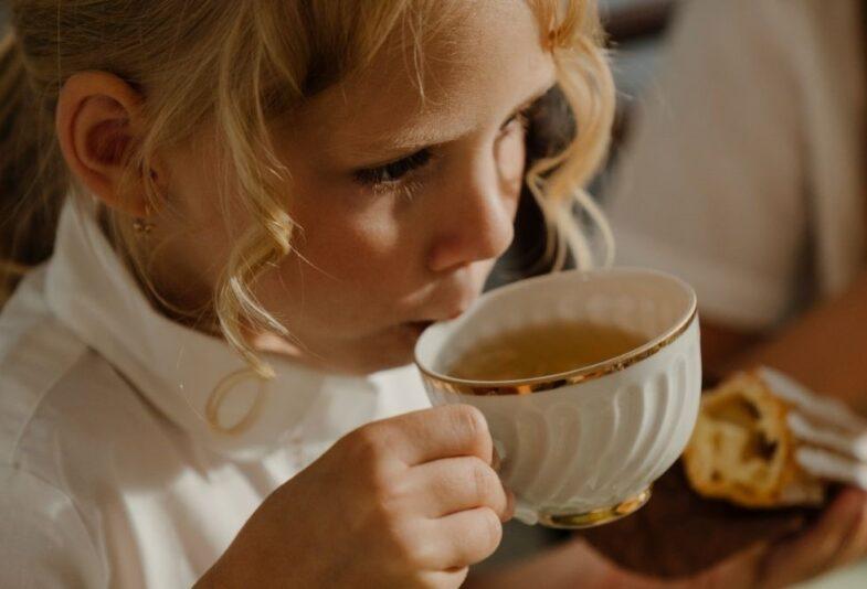 Koji su čajevi idealni za Vaše dete