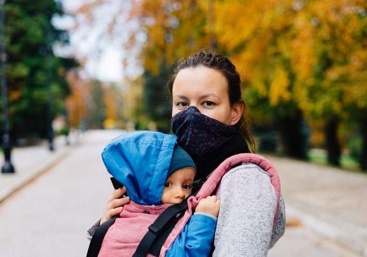 Zagađenost vazduha: kako zaštititi bebu i dete?